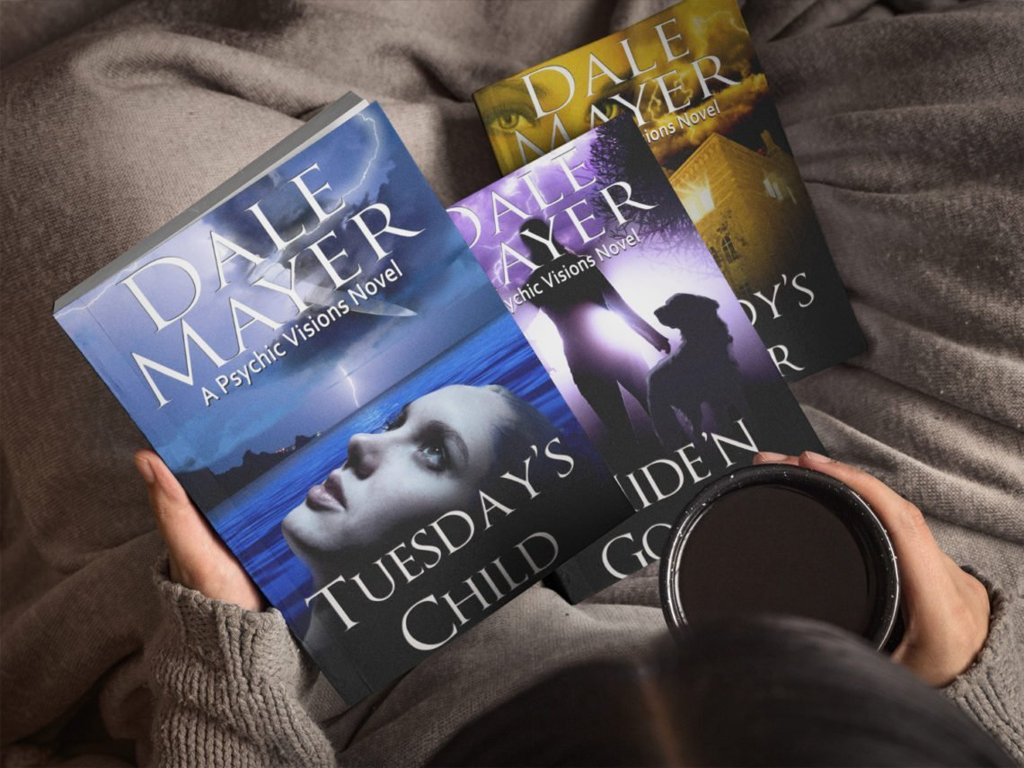 Download Books 1-3 of PSYCHIC VISIONS for FREE